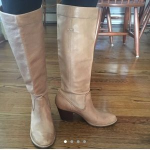 Authentic leather Frye boots